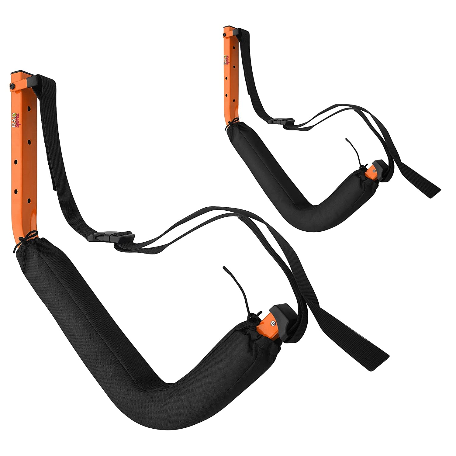 1220 RAD Sportz Wall Hanger Pro Kayak and Stand Up Paddle Board Rack