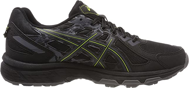Asics Gel-Venture 6, Zapatillas de Running para Hombre, Negro ...