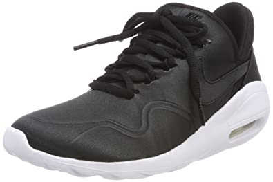 on sale 4309e d4862 Nike WMNS Air Max Sasha Satin, Chaussures de Running Compétition Femme,  Multicolore (Black