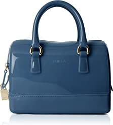 21a8703307f6 FURLA Womens Candy Cookie S Satchel Bowling Bag