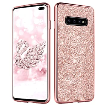 coque samsung s10 rose gold