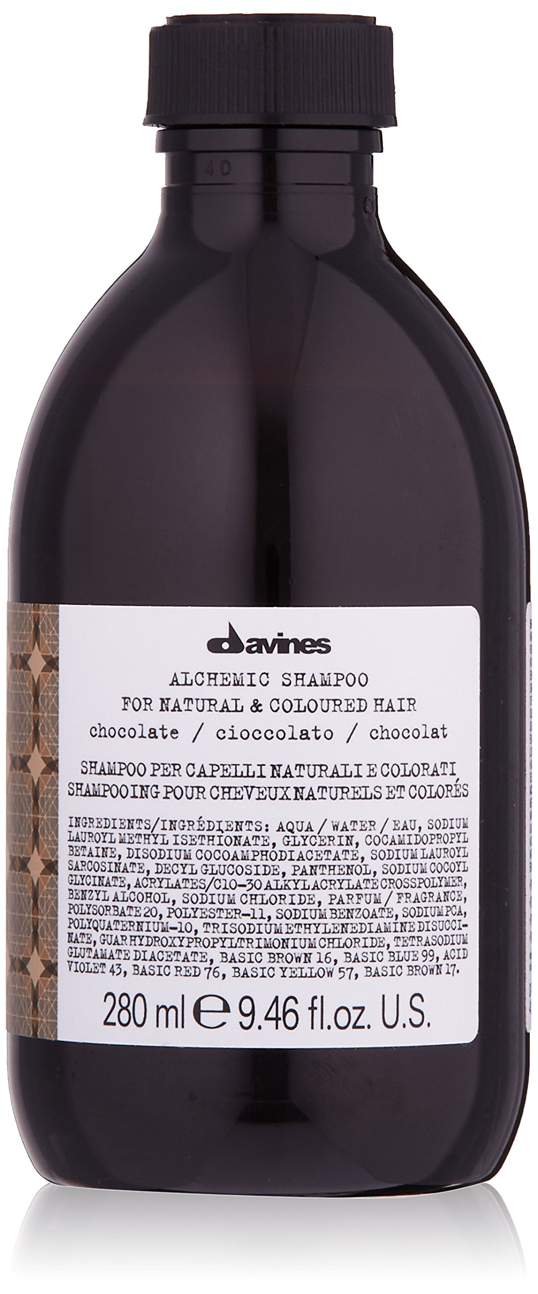 Amazon com: Davines Alchemic Conditioner, Chocolate, 8 84 fl
