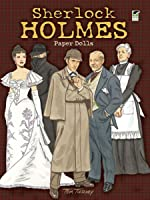 Sherlock Holmes Paper Dolls (Dover Paper