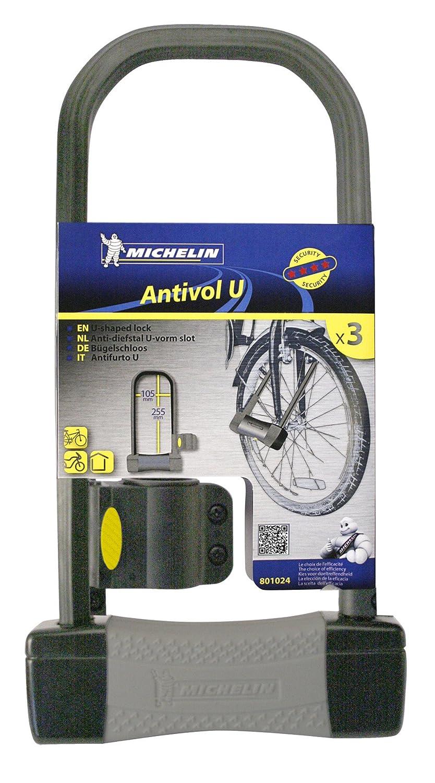 Michelin Antivol U cl/é Support 165x320 mm