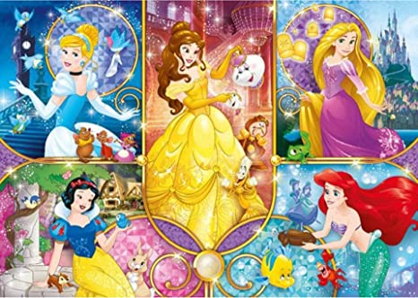 Disney Diamond Painting Kit for Adult 5D DIY Full Drill Diamond Painting Sets,Diamond Embroidery Paintings Pictures Arts Craft-26