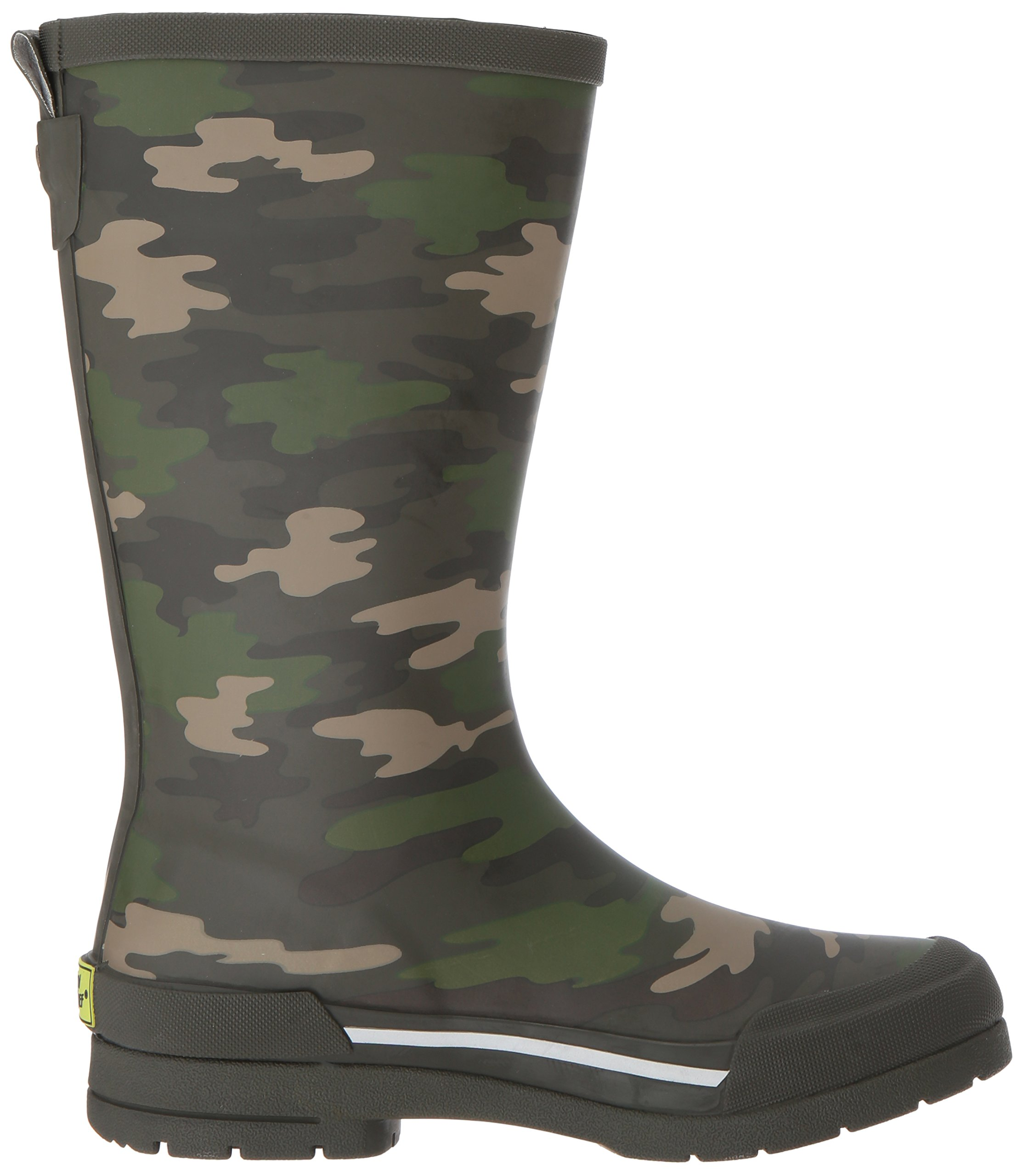 Western Chief Boys Waterproof Classic Youth size Rain Boots, Camo Green, 13 M US Little Kid by Western Chief (Image #7)