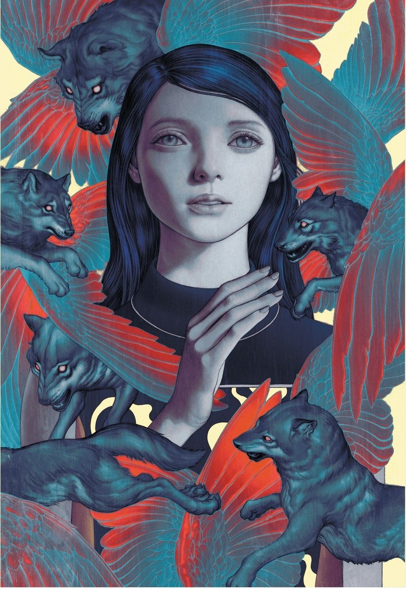 Fables Covers: The Art of James Jean (New Edition)