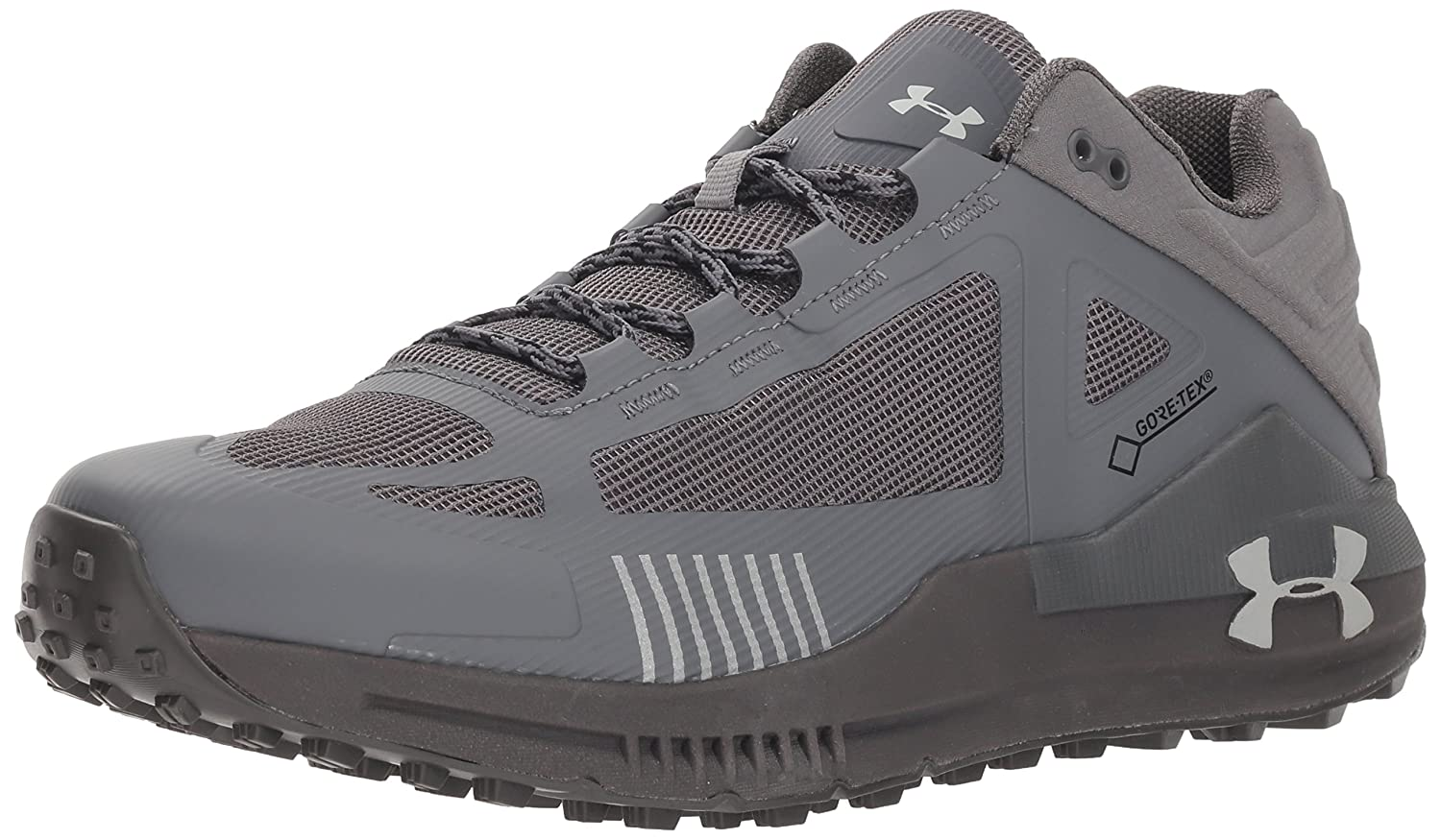 Under Armour Verge 2.0 Low Gore-Tex Hiking Boot B076SJDGTQ 10.5 M US|Graphite (101)/Charcoal