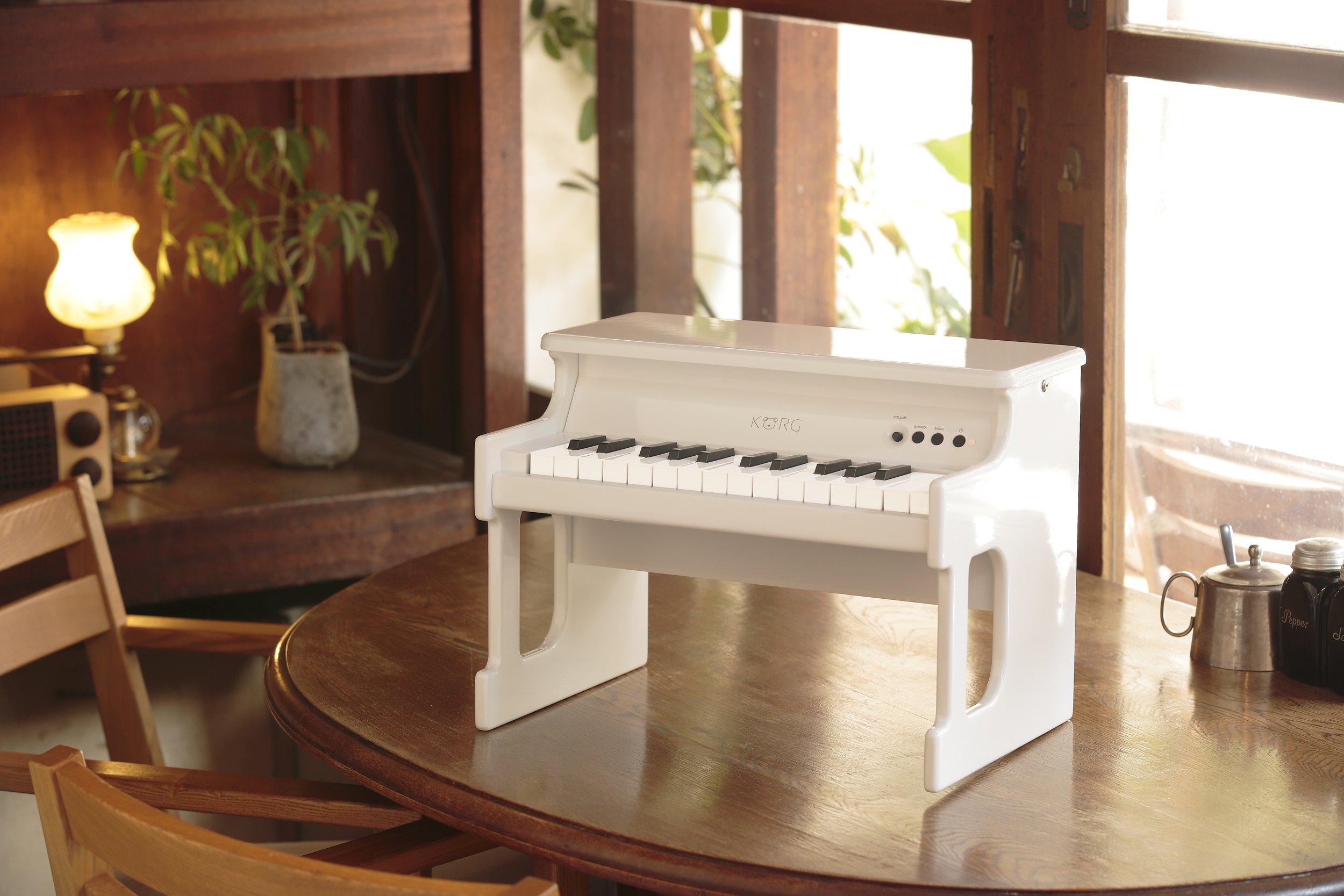 Korg Tiny Piano White by Korg (Image #3)