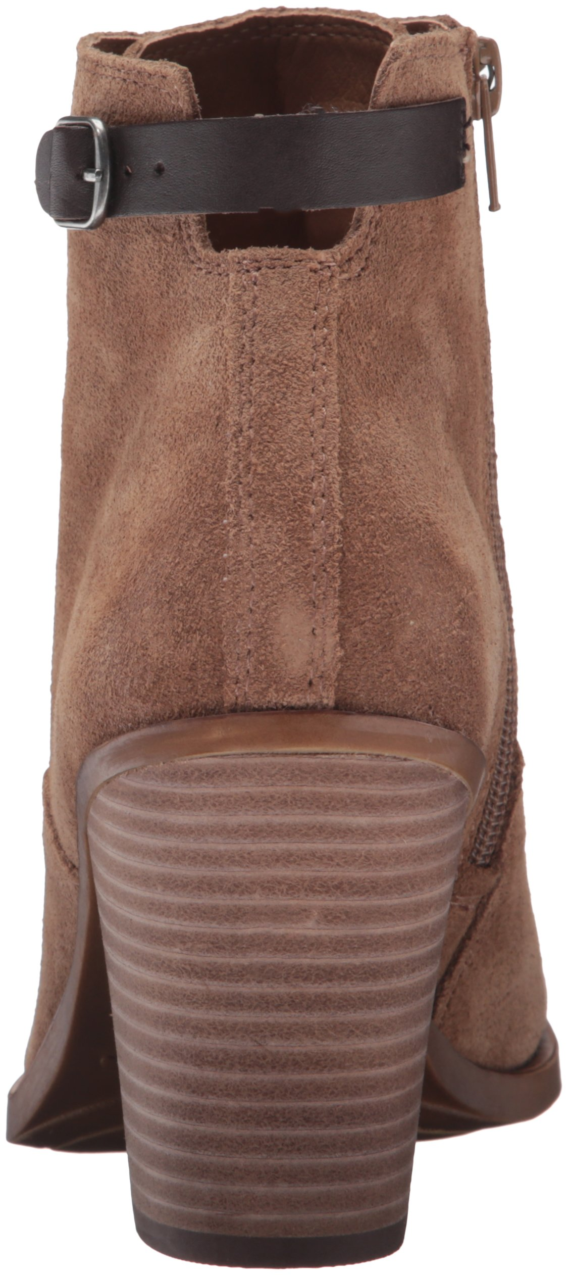 Lucky Brand Women's Echoh Ankle Bootie, Sesame, 10 M US by Lucky Brand (Image #2)