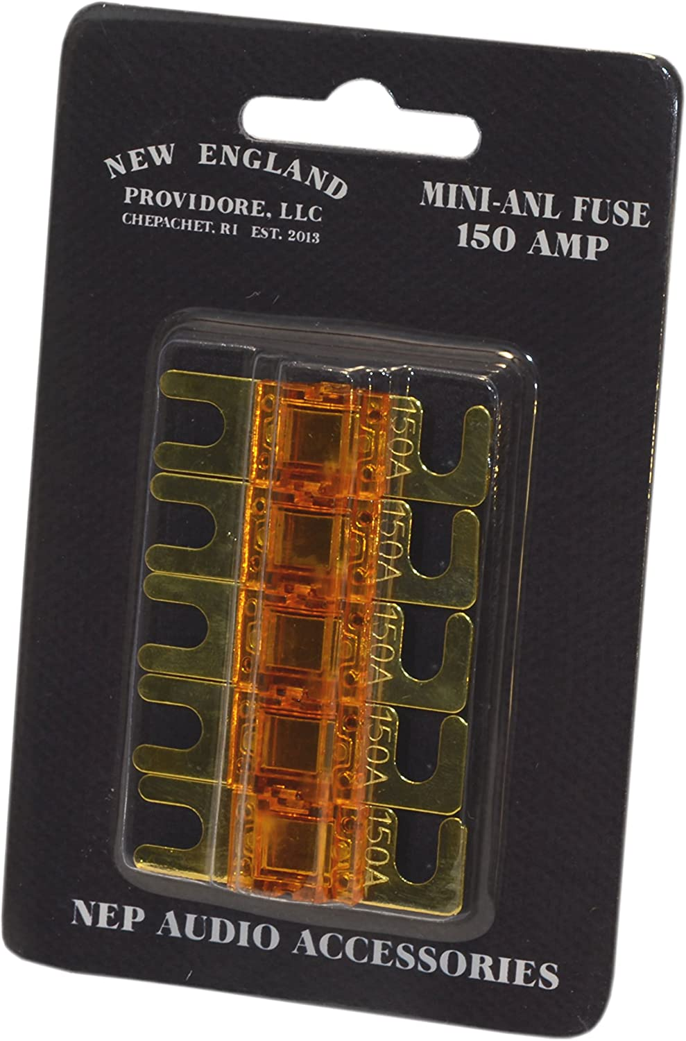 NEP Mini-ANL Fuse 5-Pack 40 Amp