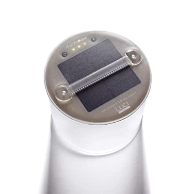 MPOWERD Luci Lux: Solar Inflatable Lantern : Sports & Outdoors