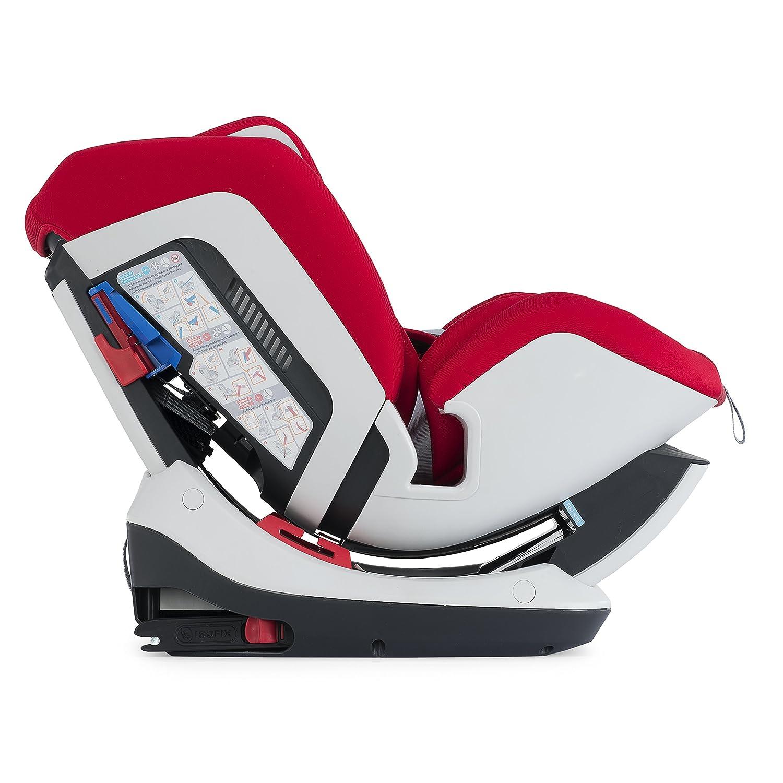 Chicco - 04079828700000 - Seat-Up - Siège Auto - Rouge  Amazon.fr  Bébés    Puériculture d02c1bdfc60