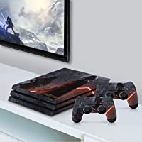 """Controller Gear Officially Licensed Star Wars Jedi: Fallen Order - Empire Scatter Pattern"""" PS4 Pro Console & Controller…"""