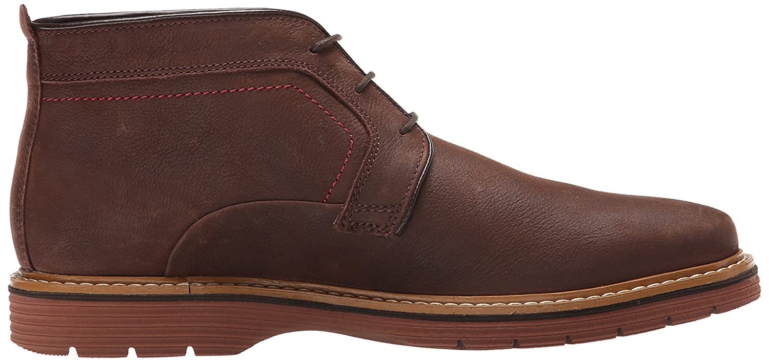 Amazon.com | Clarks Men's Newkirk Top Chukka Boot | Chukka
