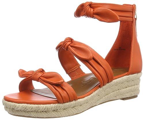 728096800dc5 Nine West Women s Allegro Platform Sandals  Amazon.co.uk  Shoes   Bags