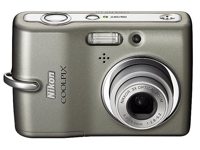 amazon com nikon coolpix l11 6mp digital camera with 3x optical rh amazon com Nikon Coolpix 4600 nikon coolpix l11 user manual pdf
