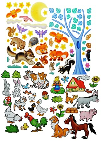 kinderzimmer : kinderzimmer deko eulen kinderzimmer deko ... - Kinderzimmer Deko Tiere