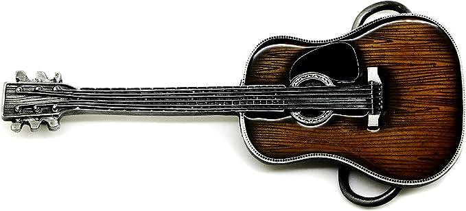 Guitarra Acústica Hebilla de Cinturón - Música Temática ...