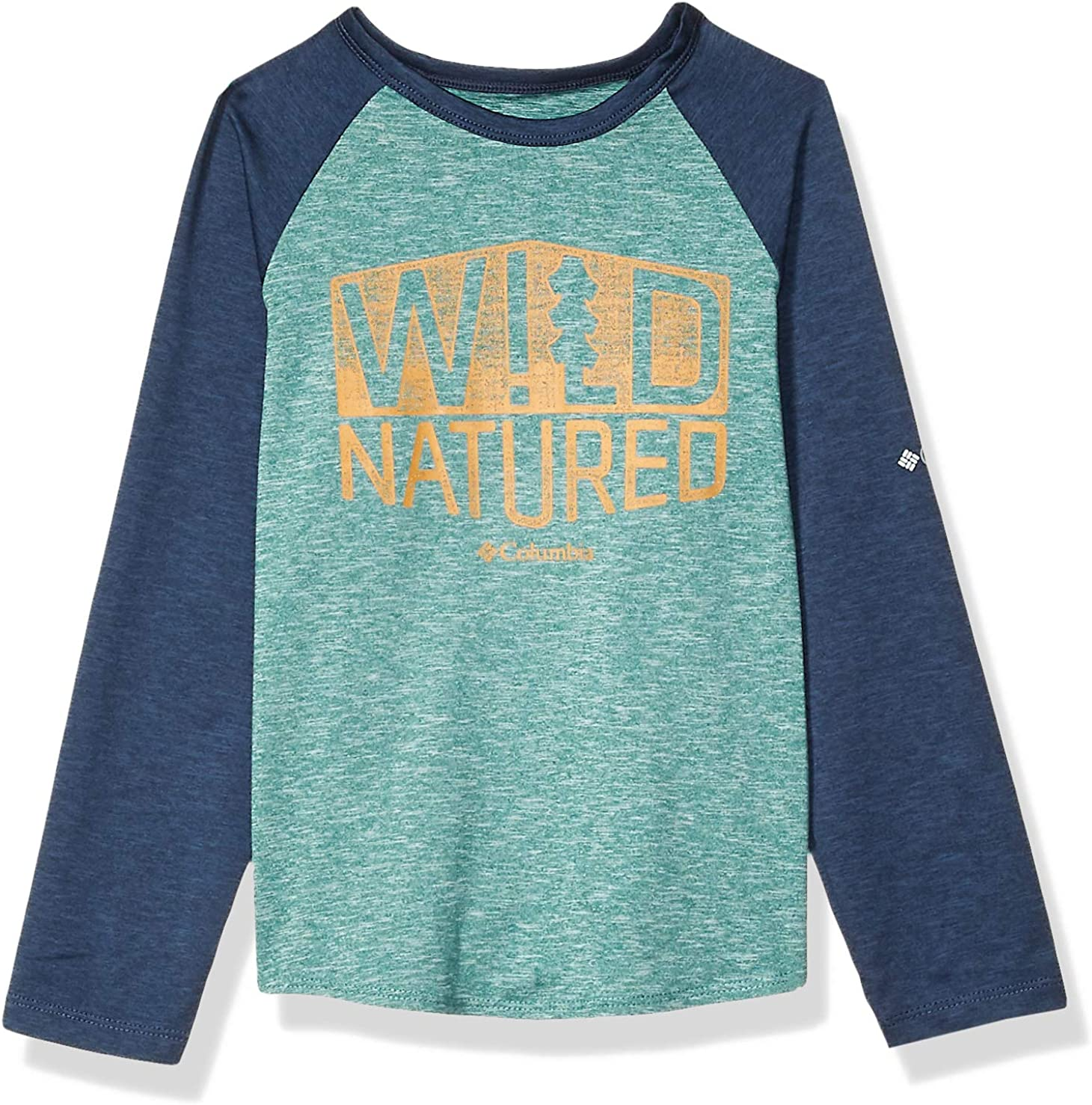 Columbia Youth Outdoor Elements Long Sleeve, Sun Protection, Moisture-Wicking