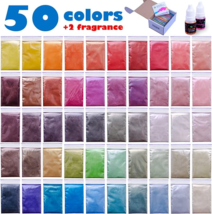 Updated 2021 – Top 10 Powdered Food Colouring Dye