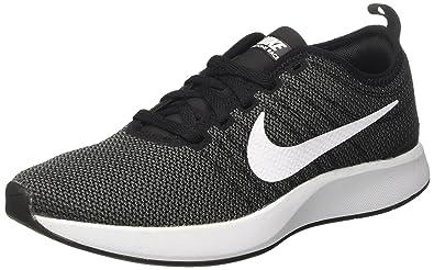Nike W Dualtone Racer, Chaussures de Running Femme, Noir (Black/White/Dark Grey), 37.5
