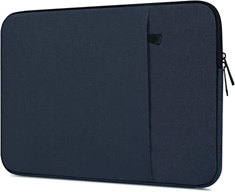Navitech Grey Sleek Premium Water Resistant Laptop Bag Compatible with The Acer Nitro 5 17.3 Gaming Laptop