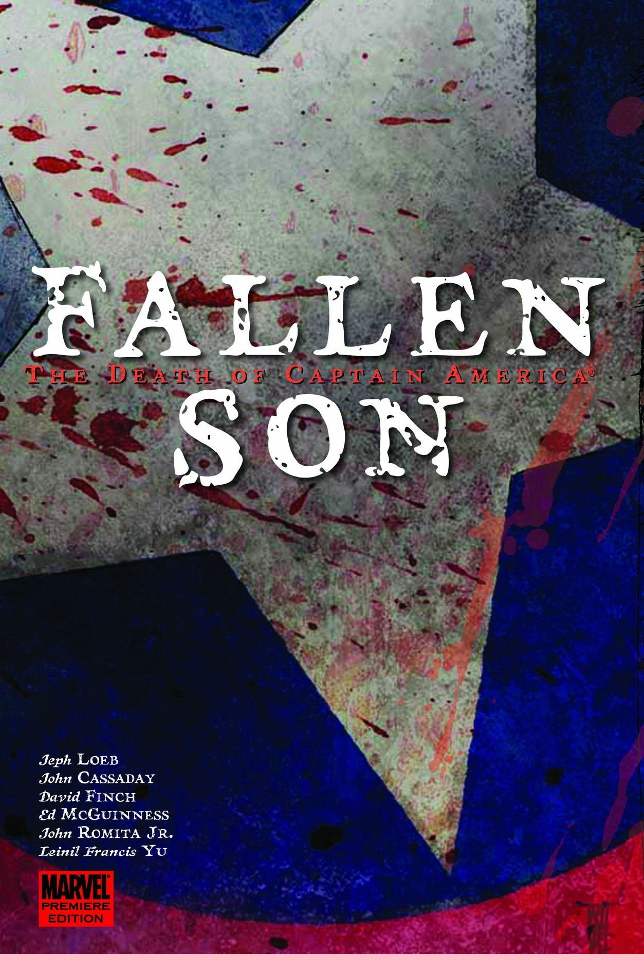 Amazon.com: Fallen Son: The Death of Captain America (0000785127992): Jeph Loeb, Ed Brubaker, Steve Epting, Leinil Francis Yu, Ed McGuiness, John Romita Jr. ...