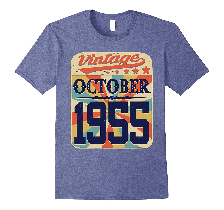 Vintage Legends Born In October 1955 Gift For 62 Years Old-FL