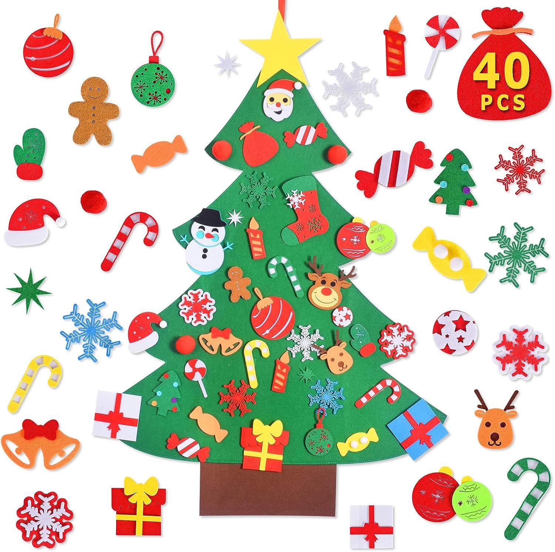 Family Party Supplies DIY Christmas Tree Decor Xmas Ornament Xmas Hanging