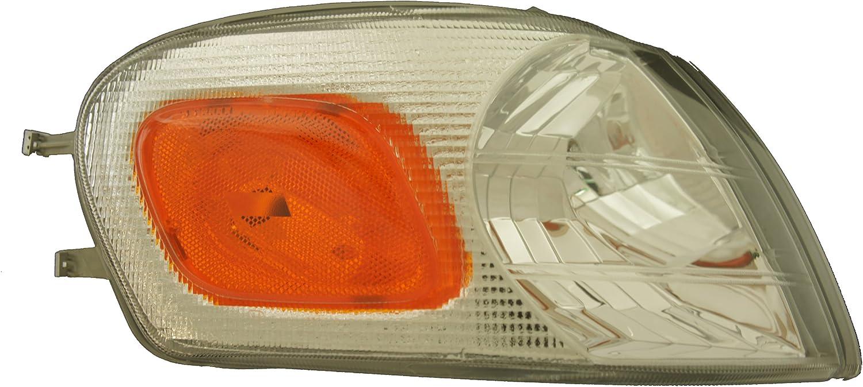 Genuine GM Parts 15199554 Driver Side Parking Light Assembly