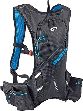 Spokey Sprinter-Mochila de hidratación (5 L), Unisex Adulto, Azul, 5 litros: Amazon.es: Deportes y aire libre
