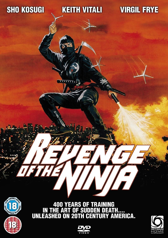 Revenge of the Ninja [Reino Unido] [DVD]: Amazon.es: Movie ...
