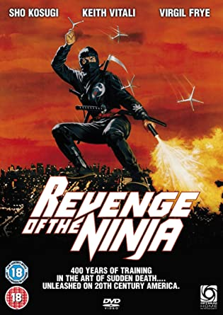 Revenge of the Ninja [Reino Unido] [DVD]: Amazon.es: Movie ...