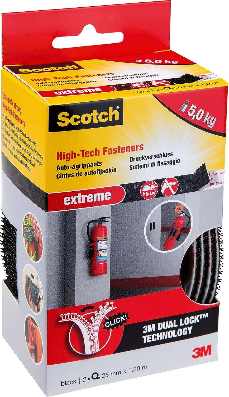 Scotch Sistema di Fissaggio 3M Strong, Trasparente 3MITA 53436
