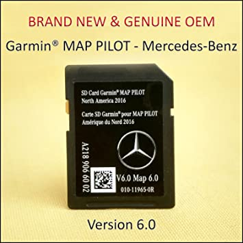 Genuine 2014 2015 2016 2017 Mercedes-Benz Navigation System SD Card Map Chip GPS CLA CLS GLA E-CLASS OEM