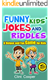 Funny Kids Jokes and Riddles: A Unique and Fun Game for Kids! $0.99 Sneak Peek!