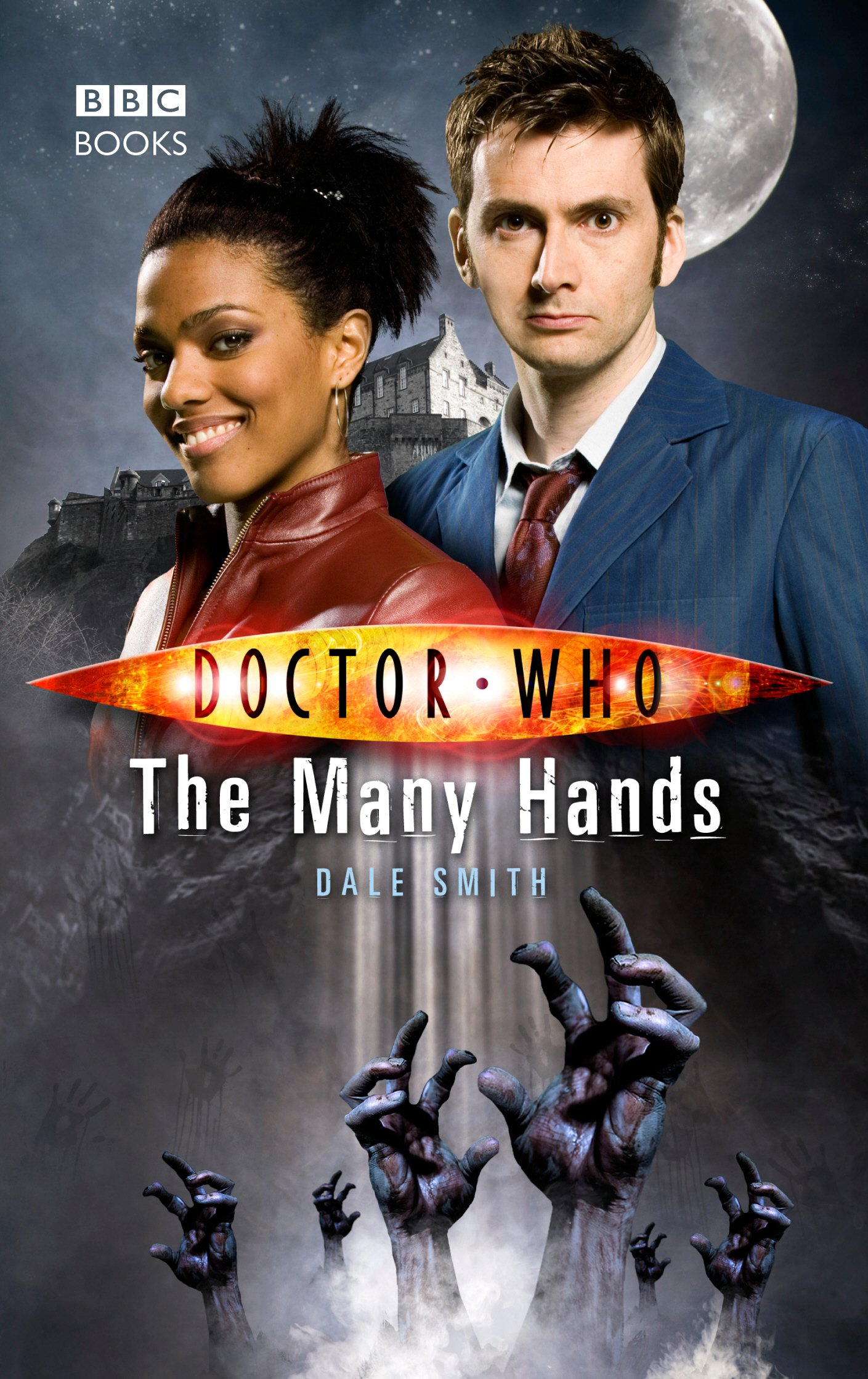 Doctor Who  The Many Hands  English Edition
