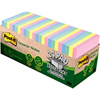 Post-it Greener Notes Helsinki Collection 76x76mm 654R-24CP-AP (Pack of 24)