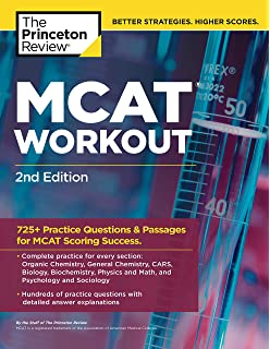 The Princeton Review MCAT, 3rd Edition: 4 Practice Tests + Complete