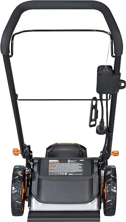 WORX WG720 Electric Lawn Mower, 19