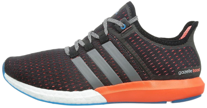adidas männer cc gazelle auftrieb m schwarzen und roten mesh turnschuhe 12 uk