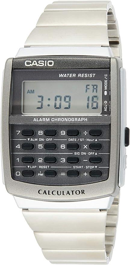 [カシオ]CASIO 腕時計 カリキュレーター CA-506-1UW[逆輸入品]