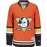 Anaheim Ducks 2015-16 Alternate Orange Reebok Premier Jersey