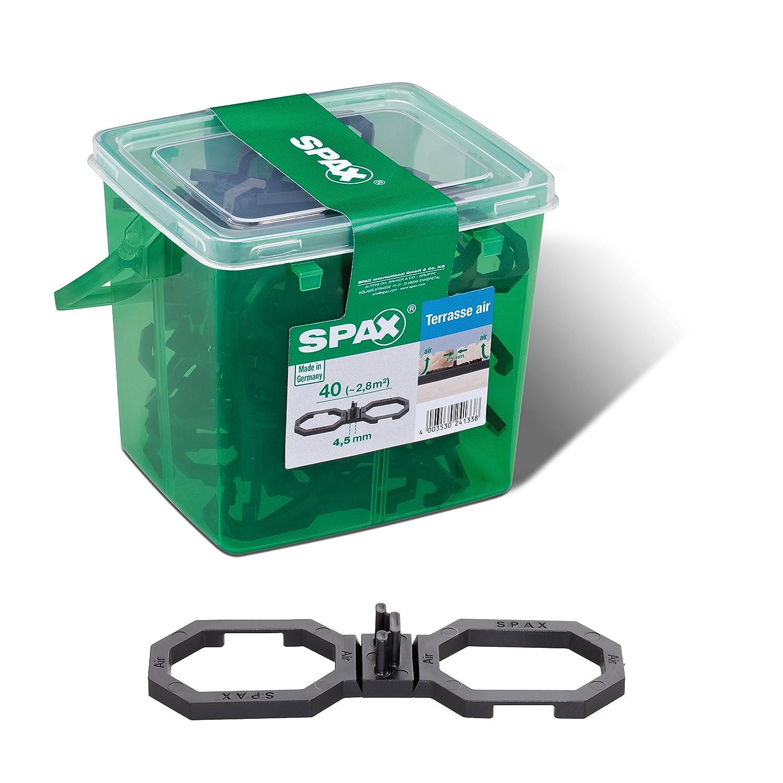 drill 2 step KG 5009409873005 SPAX International GmbH /& Co Terrassenbau SPAX Stufenbohrer mit 2 Bohrstufen von 4,1 und 6,5 mm