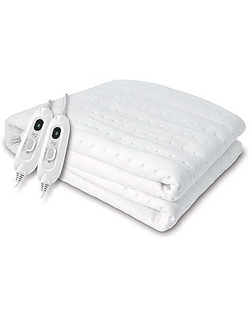 DAGA Calientacamas eléctrico Flexy-Heat CME, Blanca, 150x130