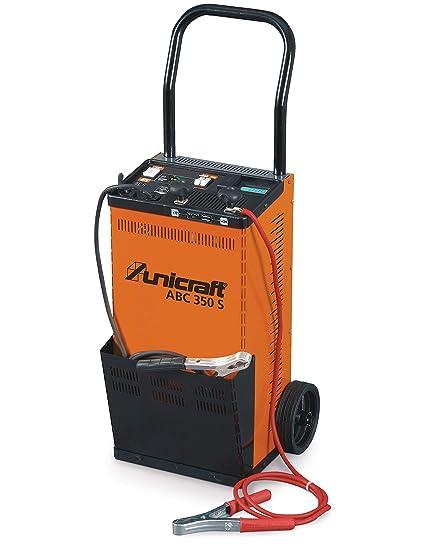 Stürmer Unicraft 6850450 ABC 350 S - Cargador de batería ...