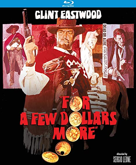 For A Few Dollars More 1965 2 Blu-Ray Edizione: Stati Uniti Italia Blu-ray: Amazon.es: Clint Eastwood, Lee Van Cleef, Sergio Leone, Clint Eastwood, Lee Van Cleef: Cine y Series TV