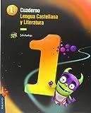 Cuaderno 1 de Lengua Castellana y L. 1º Primaria (Pauta) (Superpixépolis) - 9788426392855