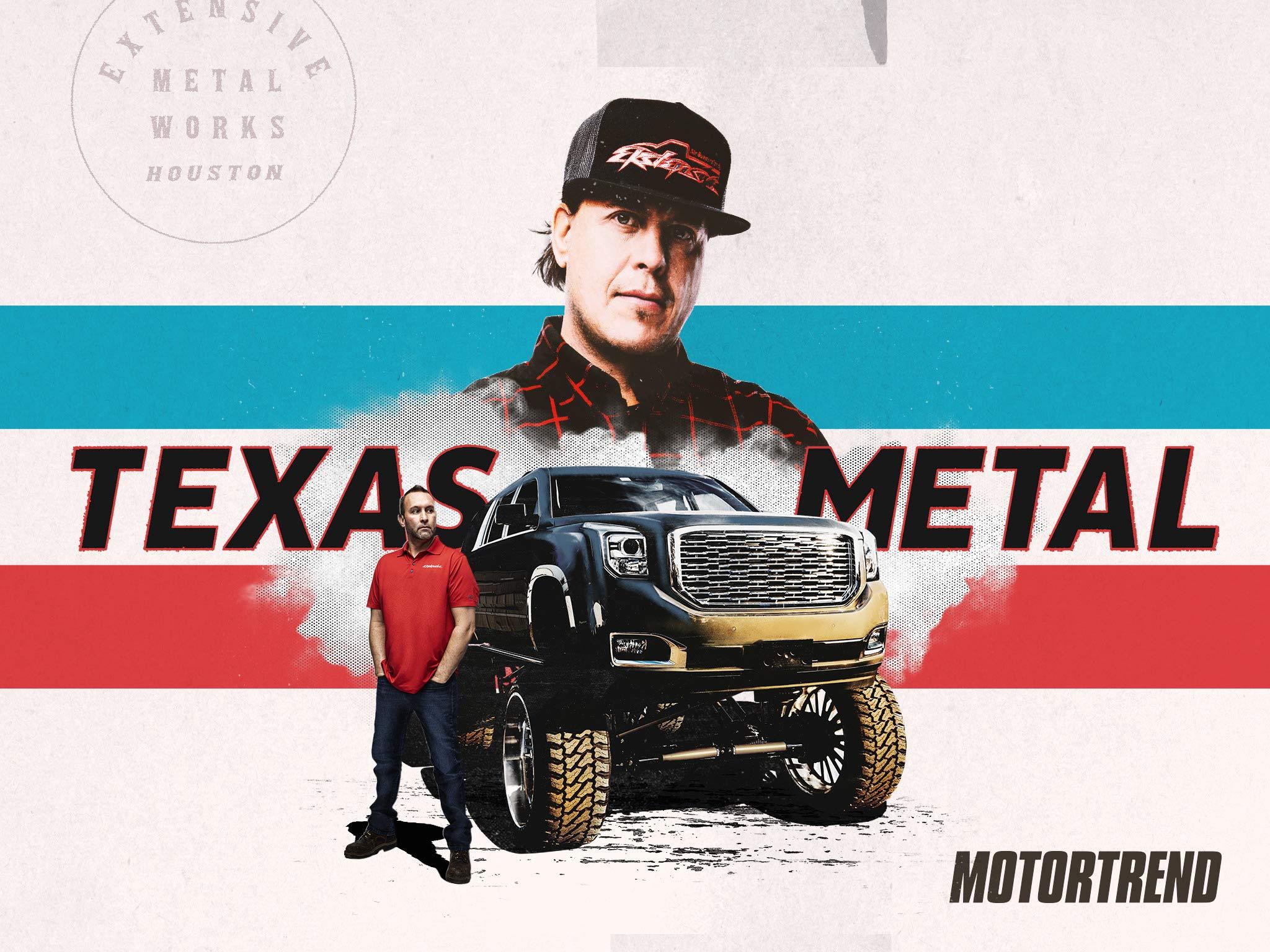 Watch Texas Metal Season 3 Prime Video